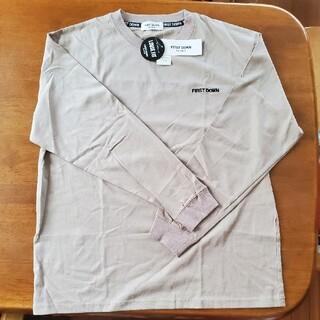新品 長袖Tシャツ FIRST DOWN Lsize