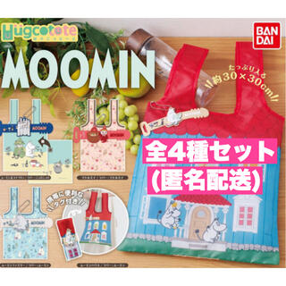 ☆4種セット☆ MOOMIN はぐこっとーと ムーミン 3
