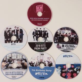 防弾少年団(BTS) - BTS Festa series 7枚組 DVD