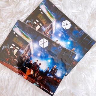 エクソ(EXO)のEXO ポストカード(写真/ポストカード)