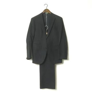 タケオキクチ(TAKEO KIKUCHI)のTAKEO KIKUCHI MINOVA社製 ブラック スーツ セットアップ(セットアップ)
