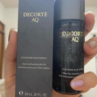 COSME DECORTE - コスメデコルテ AQ ヘアオイル 24ml