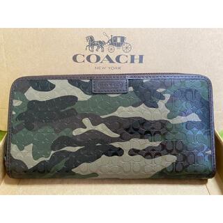 COACH - 新品未使用 COACH コーチ 長財布