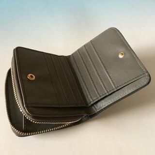【グレー】セカンド財布にどうですか? 結婚式やパーティー等