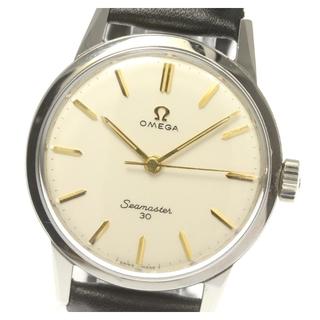 オメガ(OMEGA)のオメガ シーマスター30 cal.286  手巻き メンズ 【中古】(腕時計(アナログ))