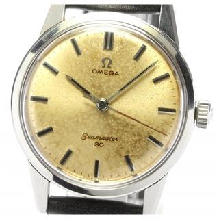 オメガ(OMEGA)のオメガ シーマスター30 135.006-63 メンズ 【中古】(腕時計(アナログ))