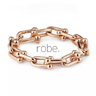 297.link bracelet【rose】