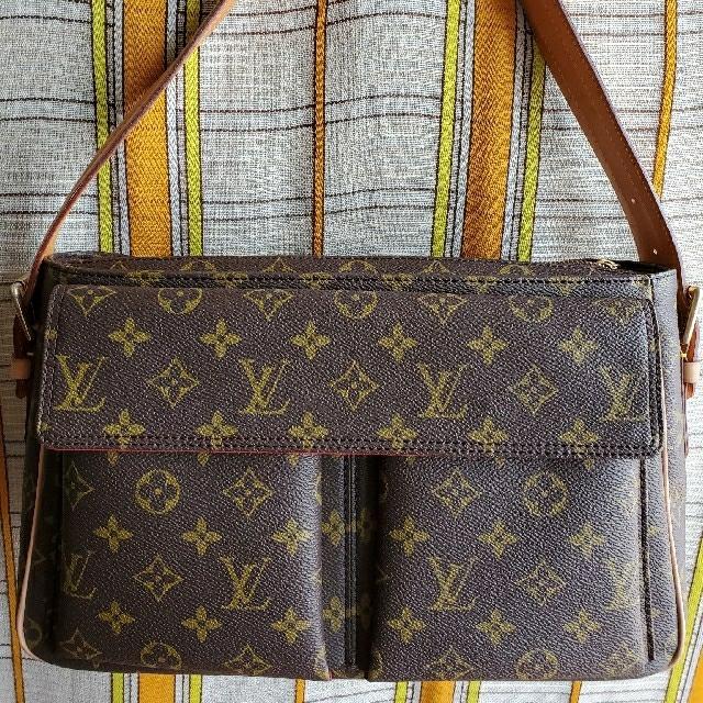 ノーブランド モノグラムバッグ レディースのバッグ(ショルダーバッグ)の商品写真