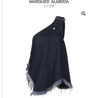 Maison Martin Margiela - marques almeida デニムベスト  h