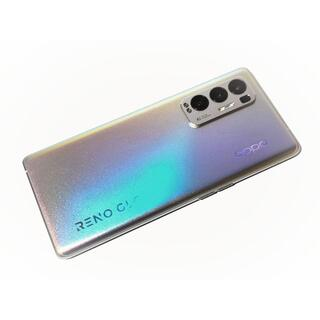 OPPO - 【最安値】OPPO Reno5 Pro+(ケース&フィルム付き)