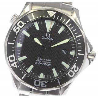 オメガ(OMEGA)のオメガ シーマスター300  2264.50 クォーツ メンズ 【中古】(腕時計(アナログ))