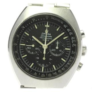 オメガ(OMEGA)のオメガ スピードマスター プロフェッショナル マークⅡ メンズ 【中古】(腕時計(アナログ))