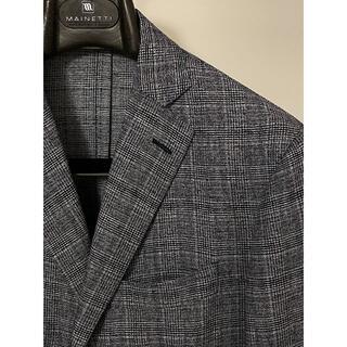 フィナモレ(FINAMORE)のフィナモレナポリ ジャケット グレンチェック 春夏物 finamore シャツ(テーラードジャケット)
