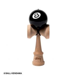 STUSSY - stussy 8 BALL KENDAMA ステューシー けん玉