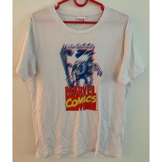 ジーユー(GU)のGU スパイダーマン コラボ MARVEL Tシャツ(Tシャツ/カットソー(半袖/袖なし))
