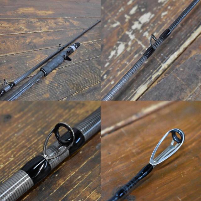ARTEX ZERO A801XXHRF DRT DIVISION ビッグベイト スポーツ/アウトドアのフィッシング(ロッド)の商品写真