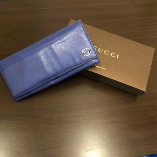 グッチ(Gucci)の確実正規品! GUCCI 長財布 メンズ(長財布)