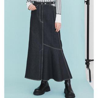 STUDIOUS - 【新品タグ付】イネラ アシメカットロングスカート