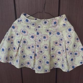 イング(INGNI)のイング INGNI 花柄 スカート Mサイズ(ミニスカート)