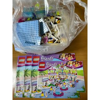 レゴ(Lego)のレゴ(LEGO)フレンズ  41058 (週末・stay  home割)(知育玩具)