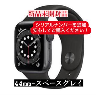 Apple Watch - Apple Watch Series 6(GPSモデル)44mm 新品未開封品