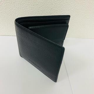 バーバリー(BURBERRY)の未使用保管品 Burberry バーバリー 二つ折り財布 本体のみ 中古(折り財布)
