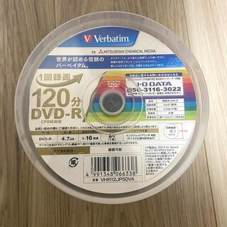 三菱ケミカル DVD-R 120分 20枚
