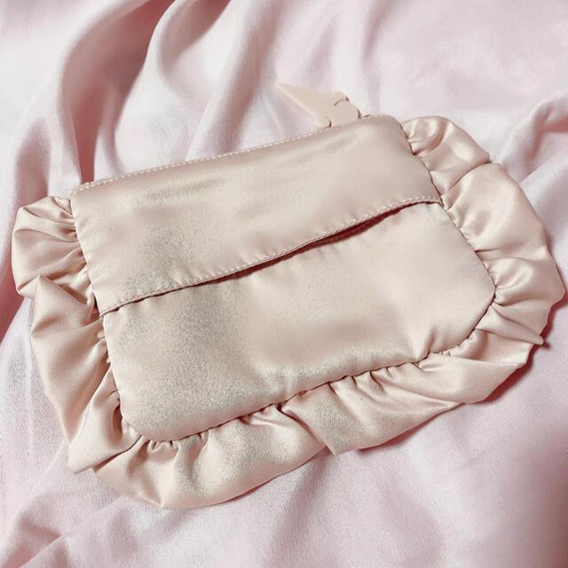 gelato pique(ジェラートピケ)のジェラピケ ティッシュポーチ レディースのファッション小物(ポーチ)の商品写真