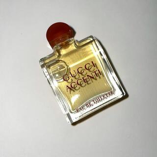 Gucci - 未使用 廃盤 GUCCI ACCENTI グッチ アッチェンティー ミニ香水