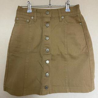 イング(INGNI)の台形型スカート(ミニスカート)