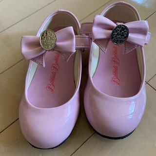 ディズニー(Disney)のまーみ専用 ビビディ 靴 18センチ(フォーマルシューズ)