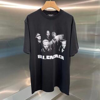 Balenciaga - BALENCIAGA  コットン Tシャツ
