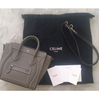 celine - CELINE ラゲージナノ