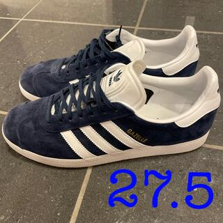アディダス(adidas)のadidas/GAZELLE 27.5センチ ネイビー(スニーカー)