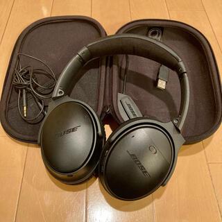 ボーズ(BOSE)のBose QuietComfort35 wireless headphones②(ヘッドフォン/イヤフォン)