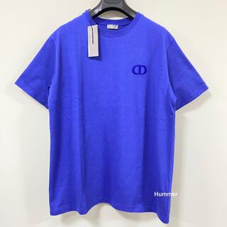 ディオールオム(DIOR HOMME)の国内正規品 新品同様 21AW ディオール Tシャツ カプセルコレクション XL(Tシャツ/カットソー(半袖/袖なし))