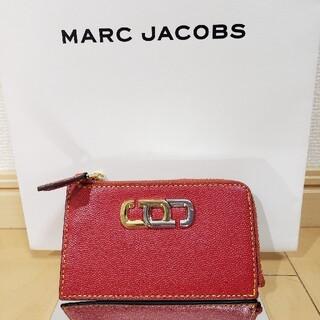 マークジェイコブス(MARC JACOBS)の新品未使用 MARC JACOBS コインケースキーリング THE J LINK(コインケース)
