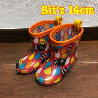 ビッツ(Bit'z)のBit'z ビッツ レインブーツ 長靴 14(長靴/レインシューズ)