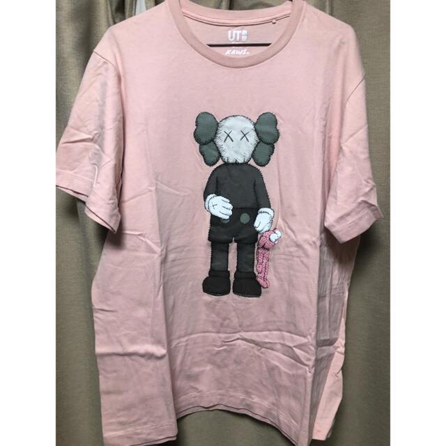 UNIQLO(ユニクロ)のKAWS  ユニクロ  Tシャツ メンズのトップス(Tシャツ/カットソー(半袖/袖なし))の商品写真