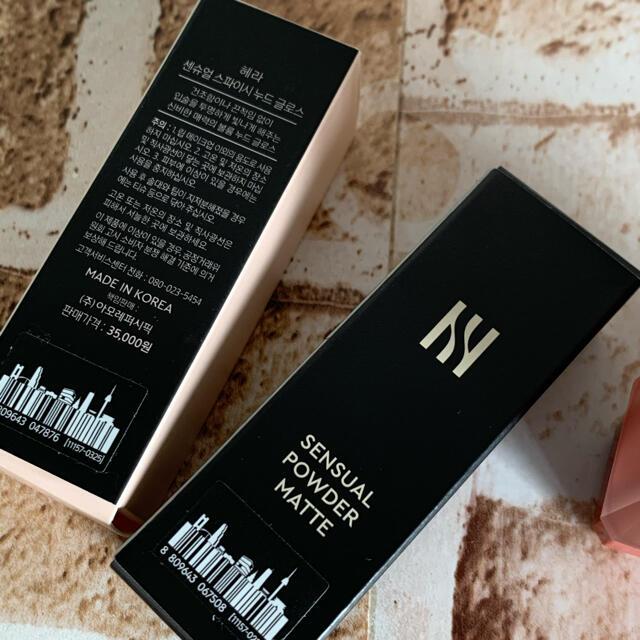 3ce(スリーシーイー)のHERA リップ コスメ/美容のベースメイク/化粧品(リップグロス)の商品写真