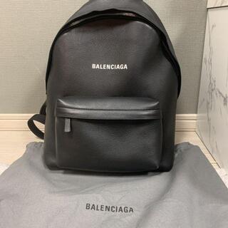 Balenciaga - BALENCIAGA エブリデイ バックパック Sサイズ