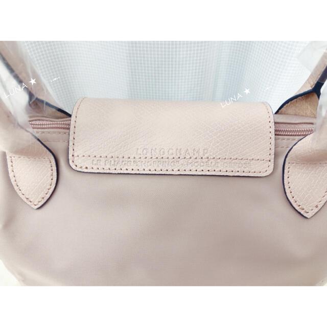 LONGCHAMP(ロンシャン)の新品 ロンシャン ル プリアージ ハンドバッグ S 2605 ホーソーン レディースのバッグ(トートバッグ)の商品写真