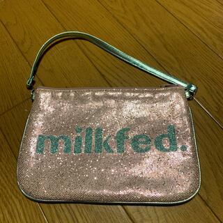ミルクフェド(MILKFED.)のmilk fed. ポーチ(ポーチ)