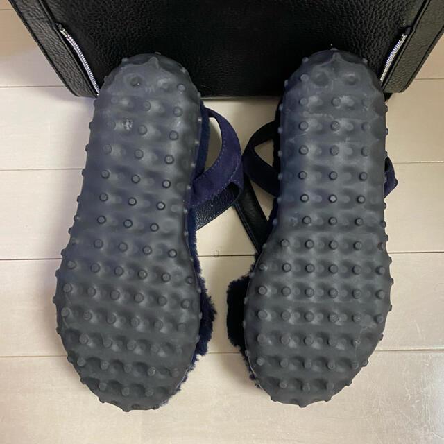 miumiu(ミュウミュウ)のMIU MIU 厚底サンダル レディースの靴/シューズ(サンダル)の商品写真