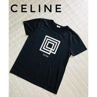 celine - 新品 セリーヌ ラビリンス Tシャツ ロゴT CELINE 登坂広臣 M