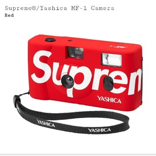 シュプリーム(Supreme)のsupreme カメラ(フィルムカメラ)