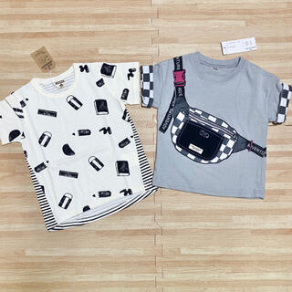 AEON - 【新品】男の子 半袖 Tシャツ 2枚 100