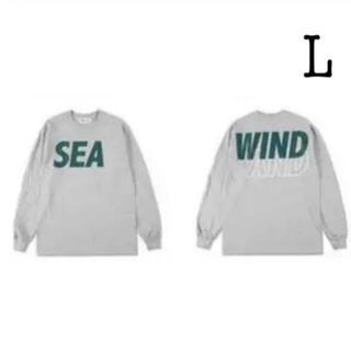 シー(SEA)のWIND AND SEA L/S T-Shirt ウィンダンシー ロンt(Tシャツ/カットソー(七分/長袖))