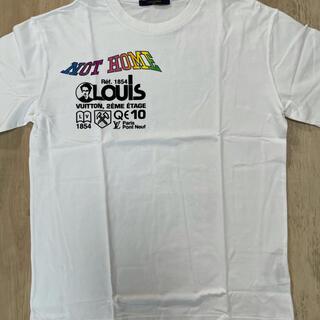 ルイヴィトン(LOUIS VUITTON)のLouis Vuitton 19ss KANSAS WINDS Tシャツ(Tシャツ/カットソー(半袖/袖なし))