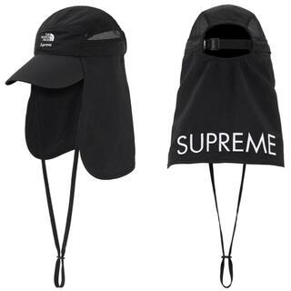 シュプリーム(Supreme)のsupreme × the north face sunshield cap(キャップ)